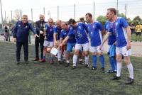 Podium w IV Turnieju Piłki Nożnej o Puchar Burmistrza Wołczyna